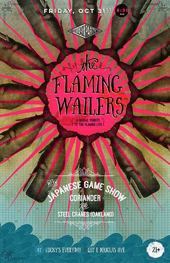 Flaming Wailers