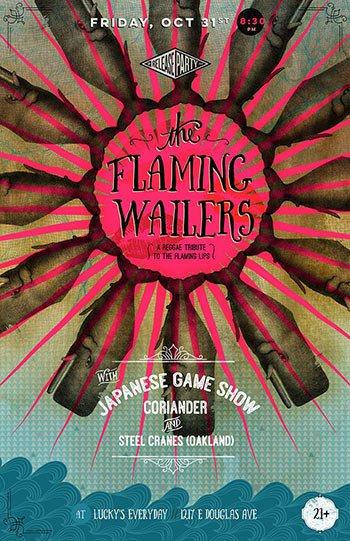 Flaming Wailers