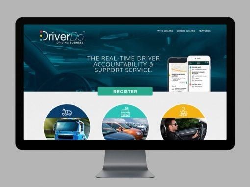 DriverDo Web Application