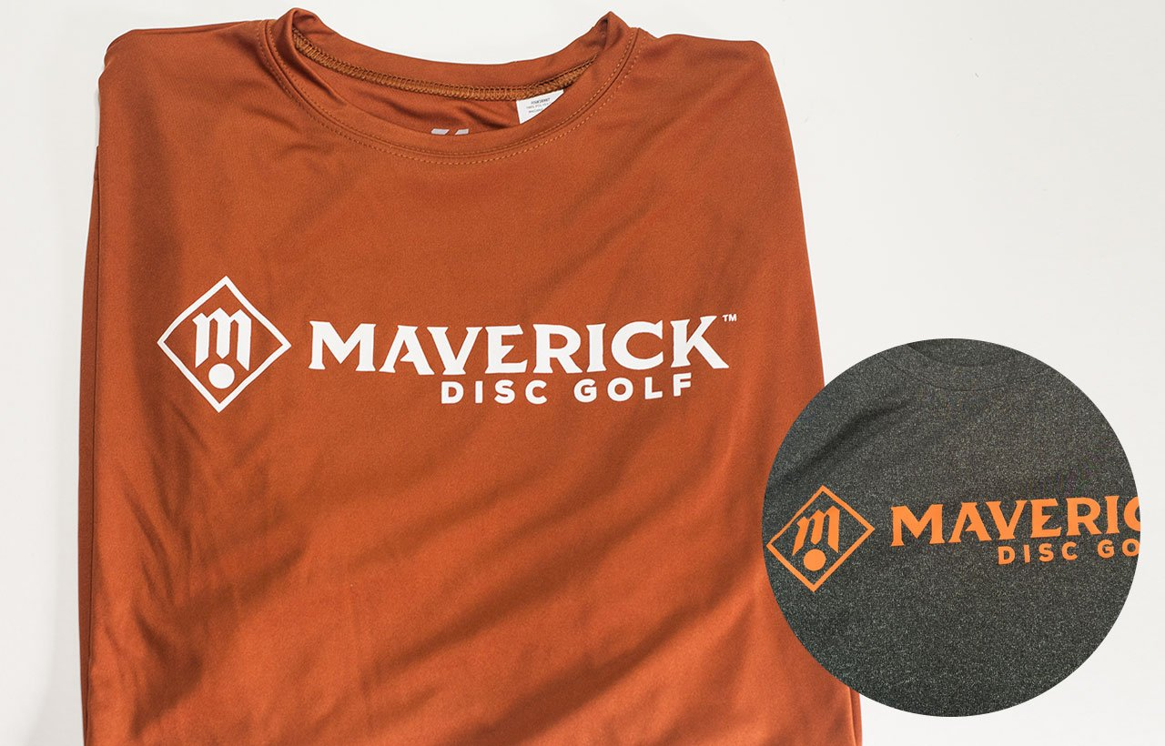 Maverick Disc Golf T-Shirts