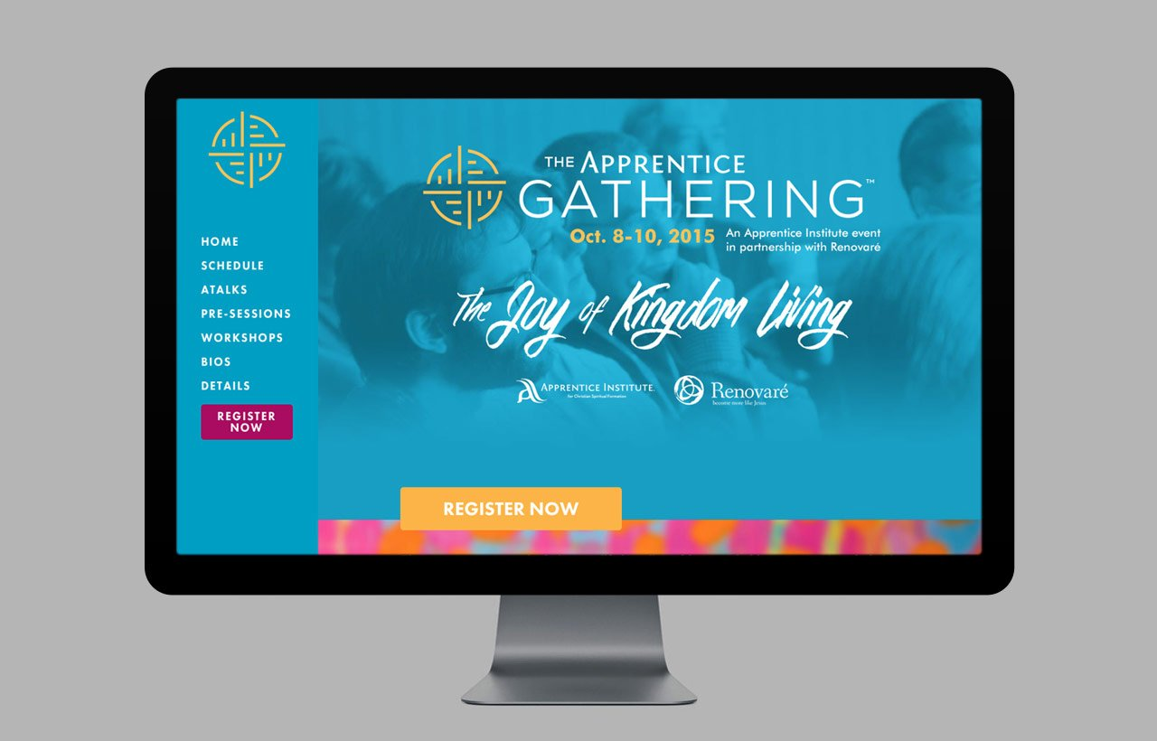 The Apprentice Gathering Web Site