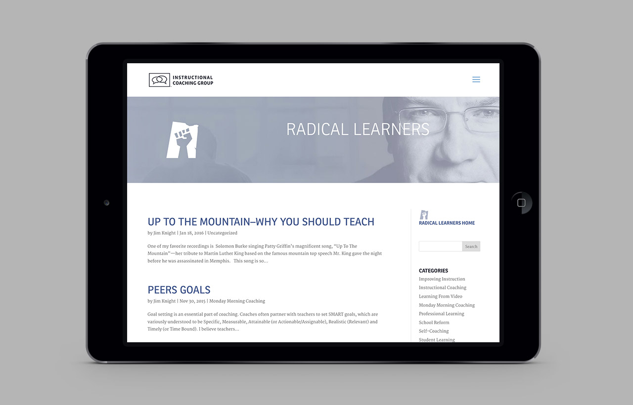 Radical Learners Blog