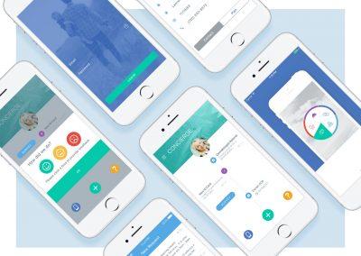 Concierge App Design