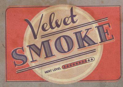 Velvet Smoke Chili