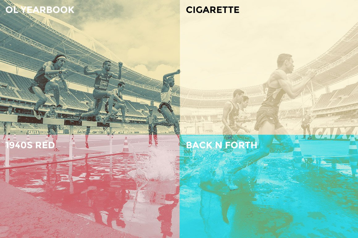 Ol Yearbook / Cigarette